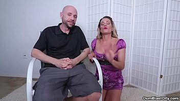 Cumblast-Busty Milf Makes A Cock Explode