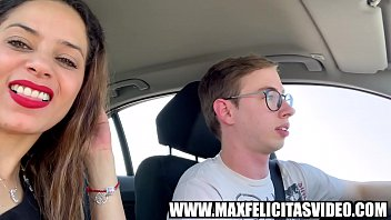 MYLA ELYSE HAVE INCREDIBLE HARDSEX WITH THE ITALIAN STALION MAX FELICITAS BIG CUMSHOT