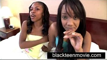 Australian facial styles Two black teens share white boy in ebony threesome teen porn video