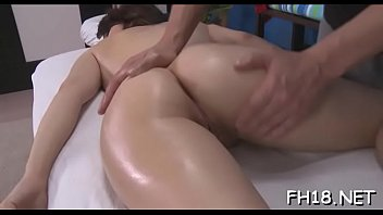 Large penis tiny tits Stripped beauty massage