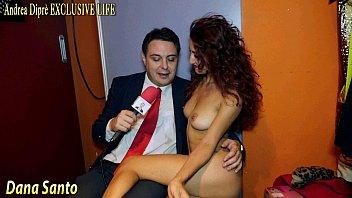Dana Santo masturbates herself for Andrea Diprè