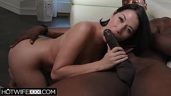 Alex Coal Fucks Bbc While Her Man Watches Deepthroat 13 Min