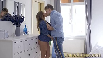 Dane Jones Titfuck with lovely big natural tits babe Josephine Jackson