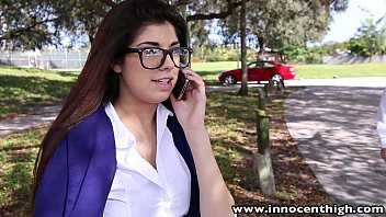College roommates double team pussy Innocenthigh hot schoolgirl ava taylor in nerdy glasses fucked hardcore