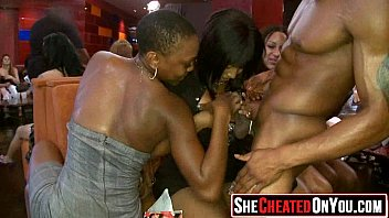 15 Cheating wives at underground fuck party orgy!10