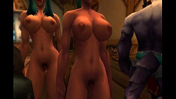 Nude warcraft orc - Moonguard goldshire