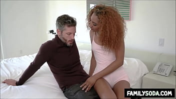 Goth daughter banged by Dad at home