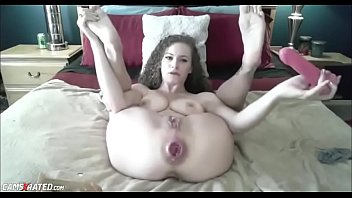 Daddys Daughter With Very Open Anus