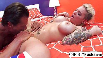 Nick Manning fucks tattooed pornstar Christy preview image