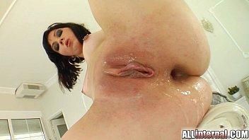 All Internal anal creampie deep inside ass