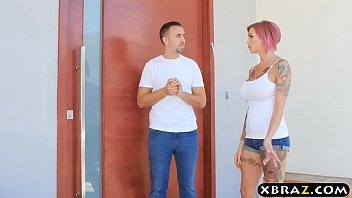 Fail massage therapist fucks emo MILF Anna Bell Peaks