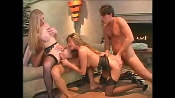 Jacina barrett nude - Blond milfs monica sweetheart and michelle b get into a wild foursome
