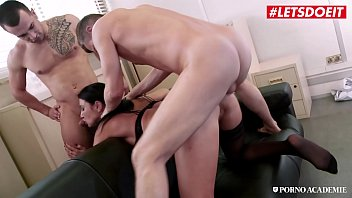 LETSDOEIT – #Ania ski – Dirty Polish MILF Teacher Gs Anal At School From Pcipal And Her Favoe Student