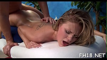 Movie sex massage