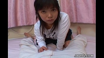 Shy Japanese Teen Gives The Best Blowjob Ever (Uncensored)