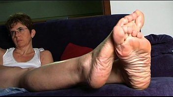 Mature mexican soles feet