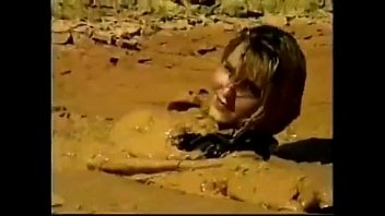 Teen girls mud wrestling Wam total leather girl in mud.mov