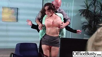 (krissy lynn) Sexy Girl With Big Tits Get Banged In Office video-15