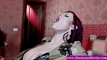 Best western sunset strip Double penetration for a redhead