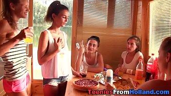 Lesbian dutch teens toy