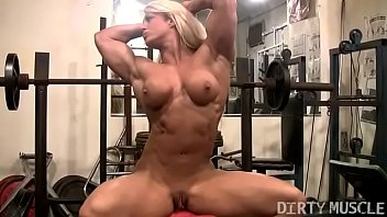 Muscular ripped jocks big cocks - Female bodybuilder lisa cross naked workout