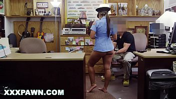 Sex shop in nyc Xxxpawn - sean lawless fucks ms. police officer in backroom