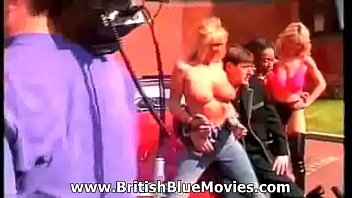 Drew barrymore boob pics Linzi drew meets the happy mondays 1991