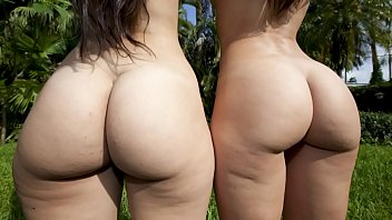 BANGBROS - Rachel Starr And Her Phat Ass Cuban Friend, Liz, on Ass Parade!