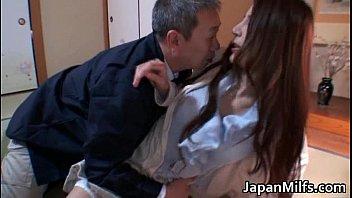 Anri Suzuki Hot kinky Asian milf