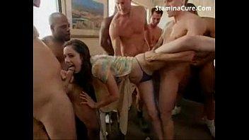 Primeiro sexo em grupo