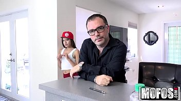 Badass Latina Fucks Handyman video starring Zaya Cassidy - Mofos.com