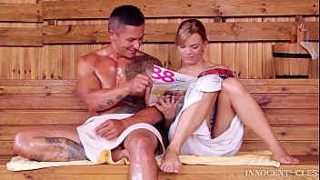 Innocent teen rebellion Young and horny baby dream - sizzling sauna