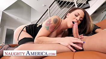 Naughty America - Audrey Miles is a BAD BAD Wife