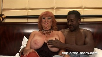 Grannies having black cock sex Amateur mom big boob redhead milf fucking black cock mature big tits video