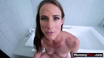 Hot mother son xxx hard sex Drunk mom comes back home and fucks stepson