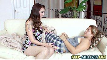 Latina stepsister teen