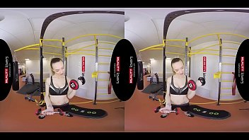 RealityLovers - Anal Workout for Fit Gym Teen VR
