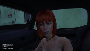 GTAV - Red Head prostitute