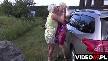 Polish porn - An older woman and her young friend missed each other so much that they had to vent their lust right away