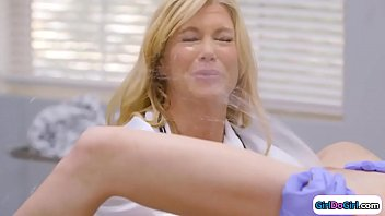 Women doctors tuching penises Unaware doctor gets squirted in her face