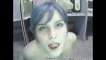 Teen Cutie on Webcam: More on naughty-cam.com