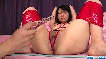 Sexy bondage porn show along brunette Hikaru Morikawa Vorschaubild