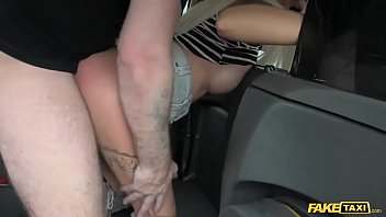Fake Taxi naughty lady has sex for free ride