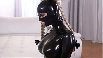 Latex formulations - Latex slave lesbian punishment p2 - myfuckingwebcam.com