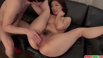 Marina Matsumoto full home pleasures in xxx scenes - More at Japanesemamas com