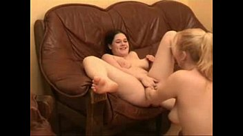Extreme lesbian spankwire - Amateur lesbian double fisted by girlfriend. extreme