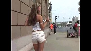 Nude sceen from pretty baby - Public nude and piss blonde teen 02