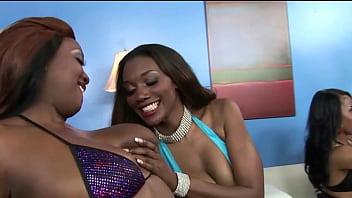 Негритянки лесбиянки порно видео