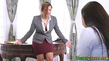 Lesbian big ass rimmed