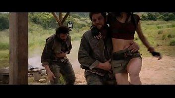 Karen Gilliam sexy scene jumanji